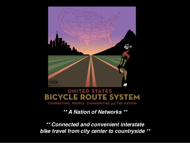 More Than Just Lines On A Map Best Practices For US Bike Routes - Us bike route map