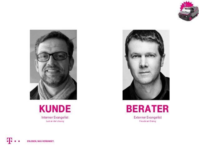 Telekom hilft, Das A(lert)-Team – Beschwerdestimulation via digitalem Outbound Slide 2