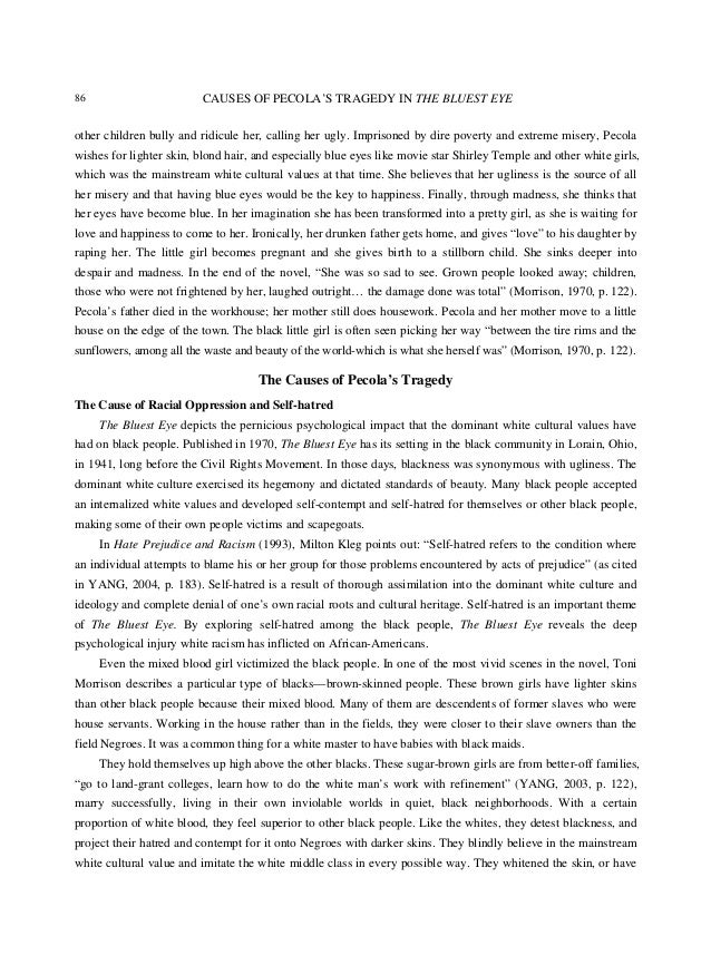 bluest eye literary criticism essay 1995 usd the paper briefly looks at the works of marxist literary critics georg lukacs, antonio gramsci and fredric jameson, and then turns to contemporary literature the paper highlights sections of kate chopin's.