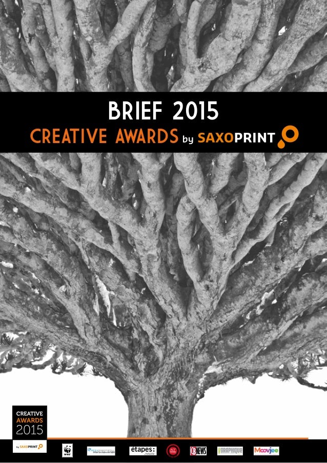 BRIEF 2015  CREATIVE AWARDS