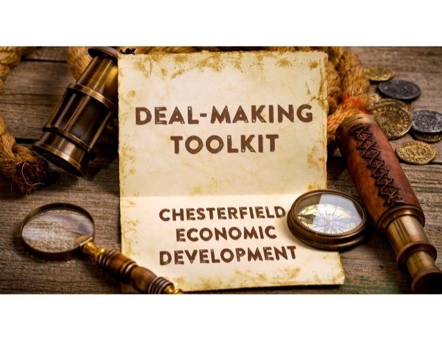 Which Tools Economic Development Strategy 1.