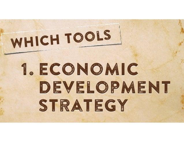 Economic Development Deal-making Toolkit Slide 2
