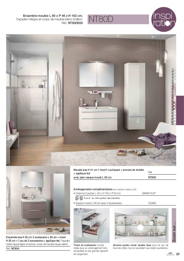 catalogue 2014 meubles de salle de bains delphy de delpha. Black Bedroom Furniture Sets. Home Design Ideas