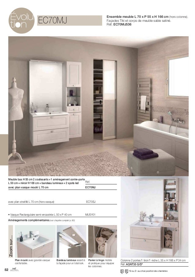 Salle de bain rectangulaire meilleures images d for Catalogue salle de bain