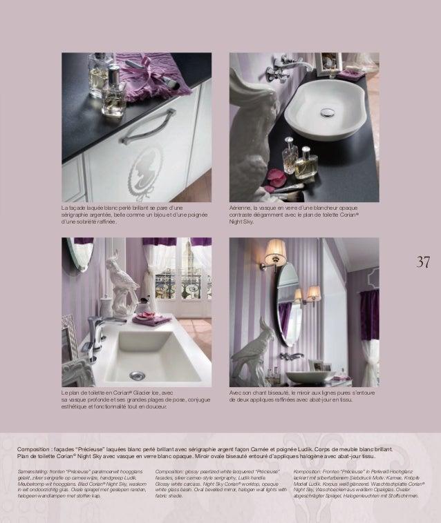 Catalogue Meubles De Salle Bains Empreinte 2014