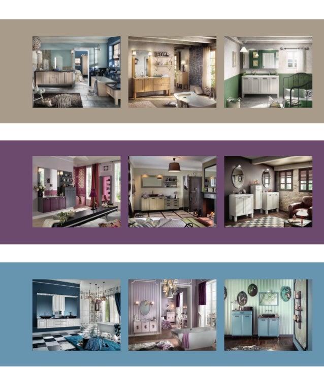 Catalogue meubles de salle de bains Empreinte (2014) -> Catalogue Des Meubles