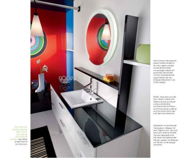 Catalogue meubles de salle de bains modernes Influences d Aujourd hui