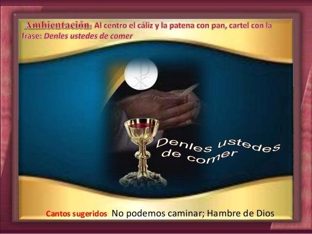 2014  Domingo XVIII Slide 2