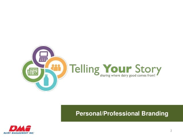 Personal/Professional Branding 2