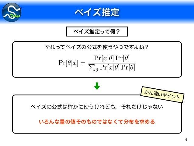 4 Pr[✓ x] = Pr[x ✓] Pr[✓] P ✓ Pr[x ✓] Pr[✓]