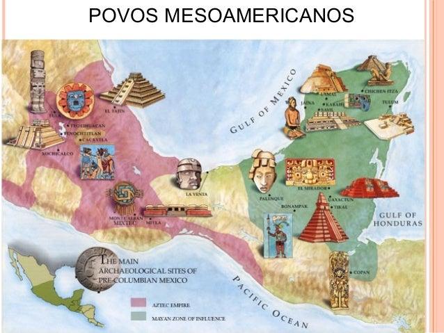POVOS MESOAMERICANOS