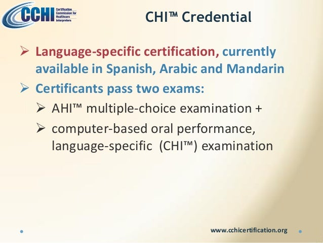 Why Do You Need To Have Your Healthcare Interpreters Certified