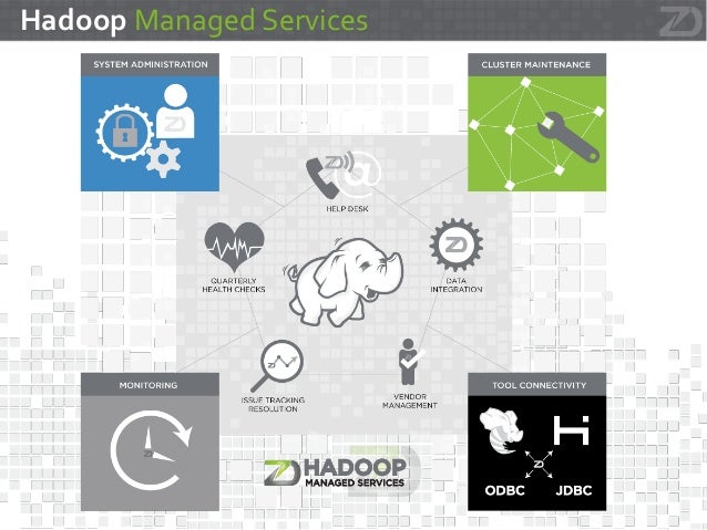 Hadoop  Managed  Services