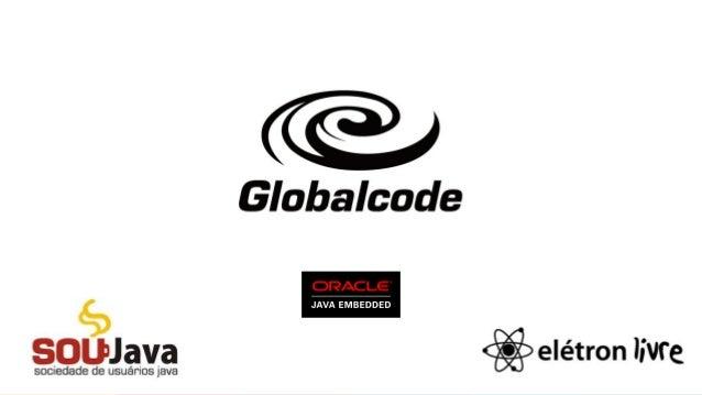 @vsenger  Campus Party 2014  @globalcode