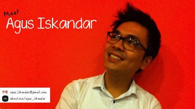 Agus Iskandar