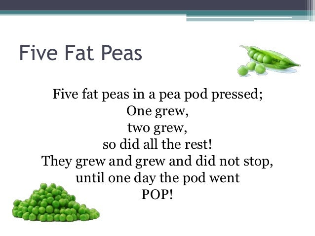 Image result for 5 peas in a pod