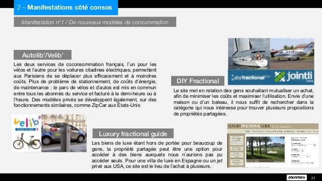 Manifestation n°1 / De nouveaux modèles de consommation Le site met en relation des gens souhaitant mutualiser un achat, a...
