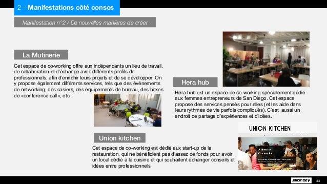 Cet espace de co-working offre aux indépendants un lieu de travail, de collaboration et d'échange avec différents profils ...