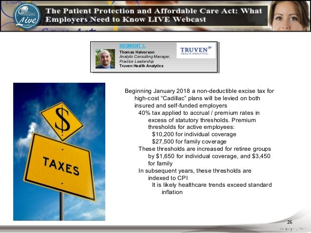 The Patient Protection and Affordable Care Act: What ...