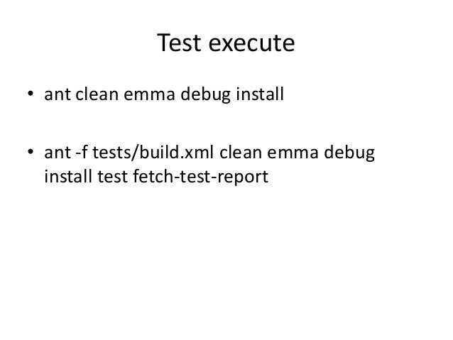 Writing custom junit test runner