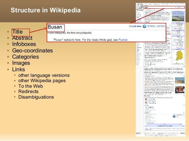 DBpedia i18n - Amsterdam Meeting (30/01/2014) Slide 3