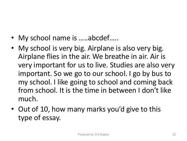 How To Write An Essay About My School  Elitamydearestco Essay Writing Of My School