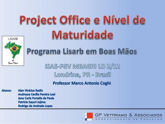 A GP VETTRIANO & ASSOCIADOS É UMA EMPRESA COM MAIS DE 20 ANOS DE EXPERIÊNCIA NOS MERCADOS: BRASILEIRO E INTERNACIONAIS (EU...