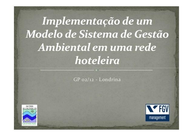 GP 02/12 - Londrina