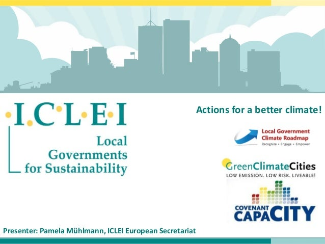 URBN LOFTS  Actions for a better climate!  Title of the Presentation Sub title of the Presentation  Presenter: Pamela Mühl...