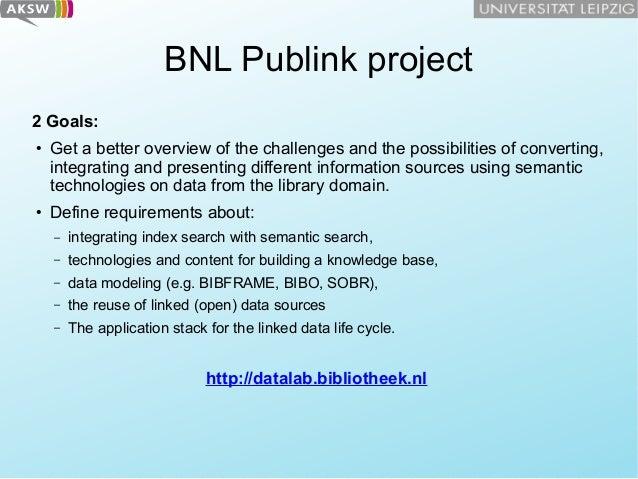 BNL-Publink-LOD2meetup-Mannheim-20140223 Slide 3