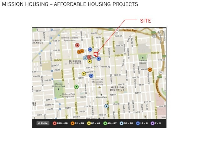 MISSION HOUSING – AFFORDABLE HOUSING PROJECTS SITE