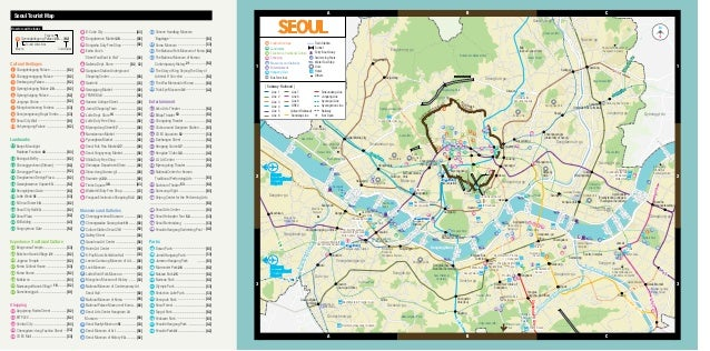 Seoul Entertainment: The official Hallyu guide to Seoul