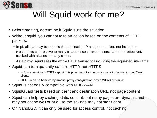Squidguard Unable To Determine Ip Address From Hostname Http