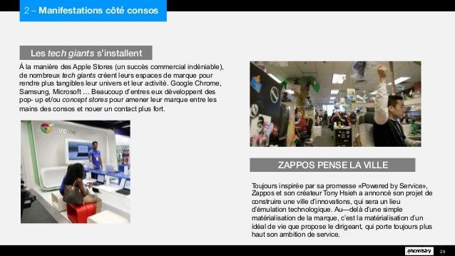 À la manière des Apple Stores (un succès commercial indéniable), de nombreux tech giants créent leurs espaces de marque po...