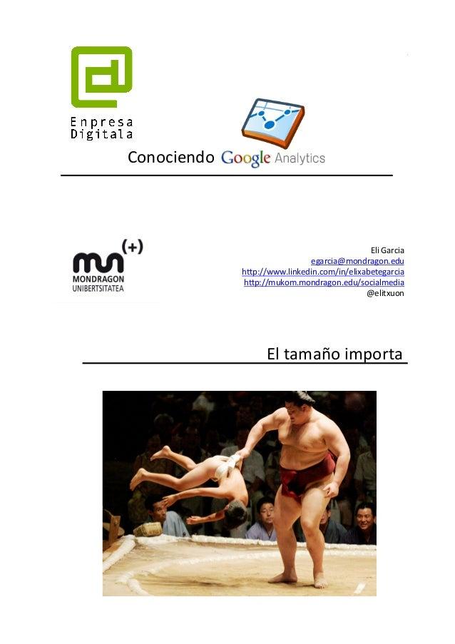 Eli$Garcia$ egarcia@mondragon.edu$ h3p://www.linkedin.com/in/elixabetegarcia$ h3p://mukom.mondragon.edu/socialmedia$ @elit...