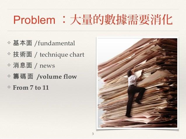 Nvesto 緣起與應用 - 財經資訊圖像化 Slide 3