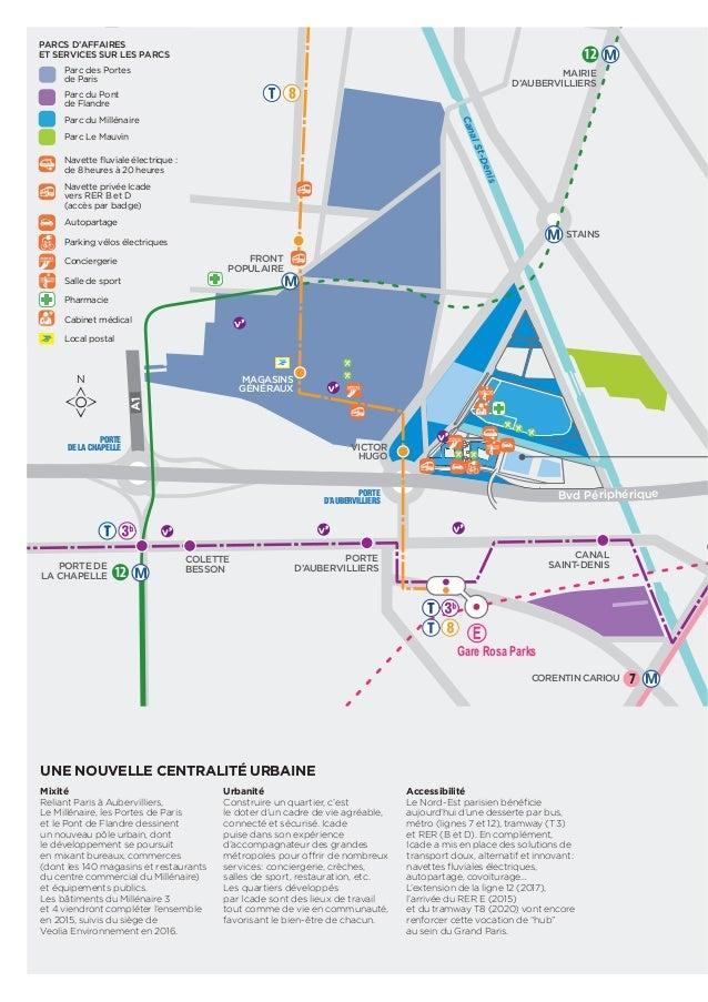 20140328 rapport annuel document de r f rence icade 2013 - Porte d aubervilliers centre commercial ...
