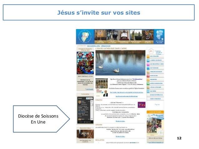 12 Diocèse de Soissons En Une Jésus s'invite sur vos sites