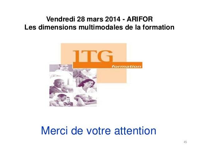 2014 03 28 formation multimodale arifor itg_j_vds