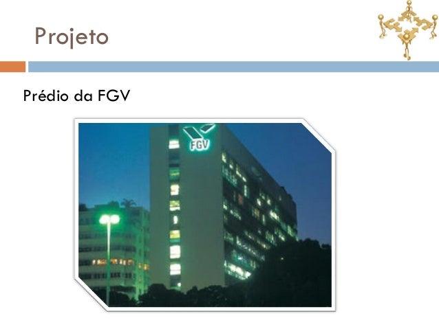 Projeto Prédio da FGV
