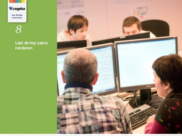 13 Requirements analyse Detail analyse Development Testen Acceptatie en Training Traditioneel maanden 1 2 4 5 6 7 8 9 10 1...