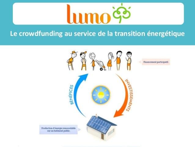 /14/11/19 Le crowdfunding au service de la transition énergétique Sss ss