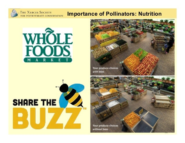 Photo: Whole Foods Market Whole Foods Produce With Bee Pollinated Crops