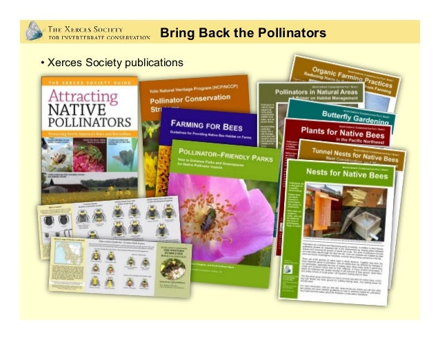 """""""Attracting Native Pollinators belongs on the bookshelf of everyone who values the future of the natural world."""" - Douglas..."""