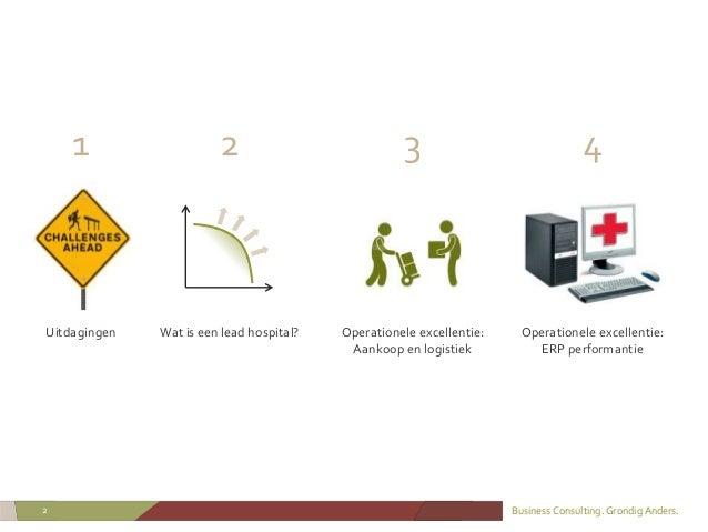 Hoe wordt u een lead hospital in 2020, de visie van Möbius Slide 2