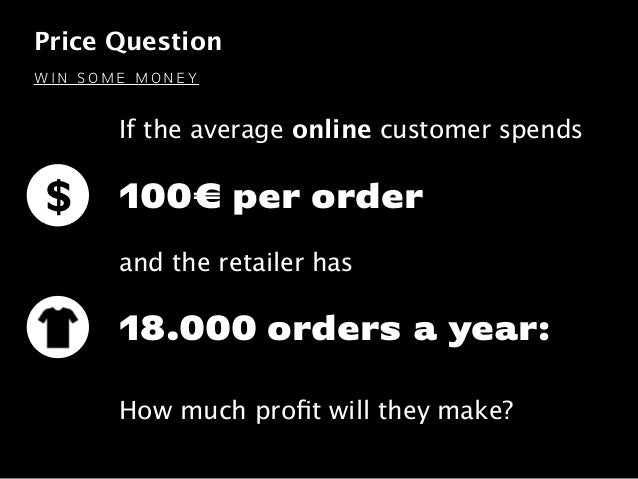 "So what? ""eCommerce and stores both got their pro's and con's. If you know what you want, web shop is the place to go. For..."