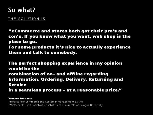 """Omnichannel A N E W CO N C E P T ? """"Channel' means nothing to the consumer –  they think in terms of what they're buying, ..."""