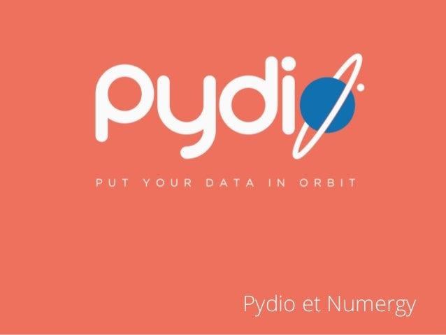 Janvier 2014  Pydio et Numergy