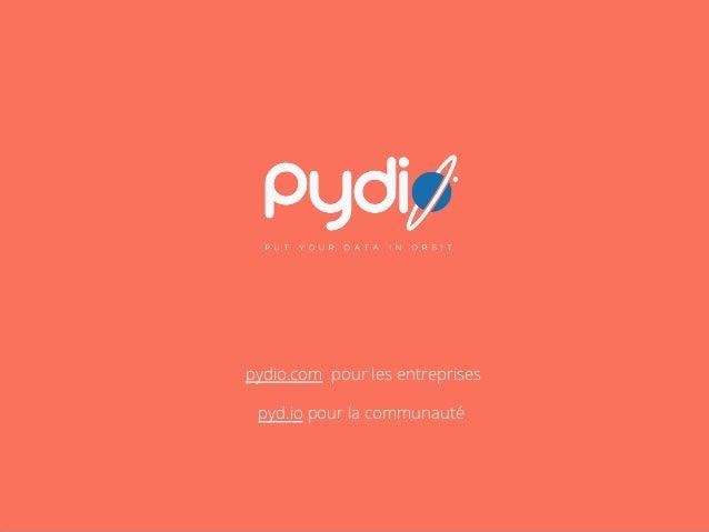 Numergy et Pydio