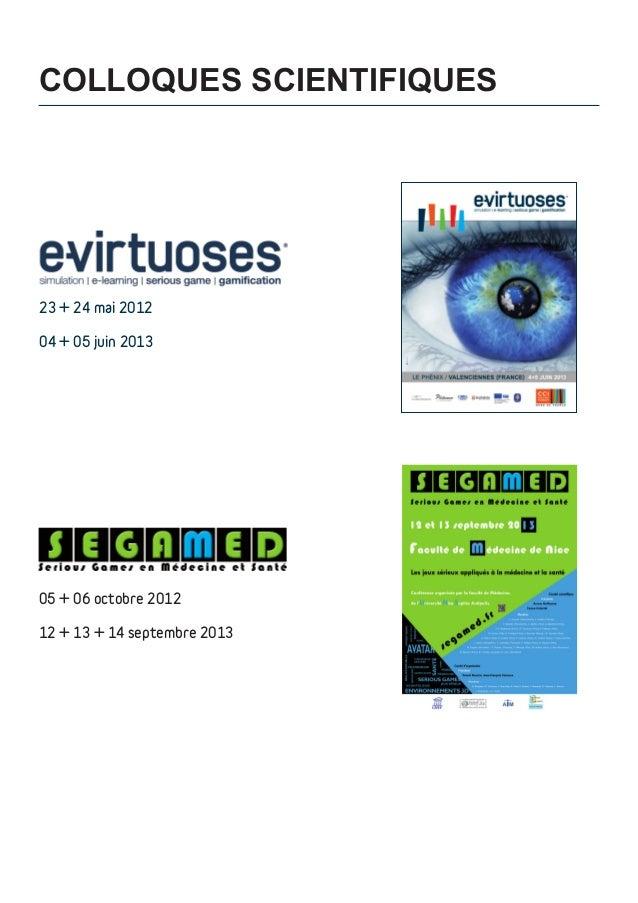 e-virtuoses : serious game, simulation, e-learning et gamification  Créée et initiée par la CCI Grand Hainaut et portée pa...